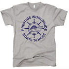 Men's Prestige Worldwide Boats 'N Hoes Shirt Step Brothers - Cotton / Poly Blend