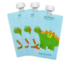 Sage Spoonfuls Squeeze Reusable Food Pouch