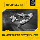 Star Citizen - UPGRADES to AEGIS HAMMERHEAD BEST IN SHOW EDITION - CCU