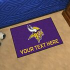 Minnesota Vikings She Cave Woman Cave Rug NFL FANMATS Valentines Day $24.99 USD on eBay