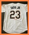 NEW FERNANDO TATIS JR SAN DIEGO PADRES STITCHED JERSEY THROWBACK M L XL 2XL