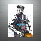 Jimmy Butler Miami Vice Heat Poster FREE US SHIPPING on eBay