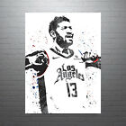 Paul George Los Angeles Clippers Poster FREE US SHIPPING on eBay
