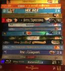 Disney & More Children's Pre-Owned Blu-Ray Comedy Adventure Animation You Choose