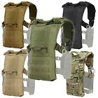 Condor 242 MOLLE Modular Tactical Hydro Harness Mesh Hydration Carrier Backpack