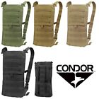 Condor HCB3 MOLLE PALS Webbing Modular Oasis H2O Hydration Carrier Backpack Pack image