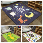 5ft x 7ft Toddle Kids Play Area Rug Nursery Many Design Girl and Boy Multicolor