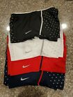 NWT Nike Patriotic Stars Dri-Fit Running Shorts
