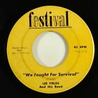 Lee Fields  We Fought For Survival  Funk Festival Mp3