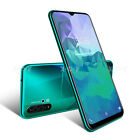 6.6 Inch Android 9.0 Unlocked Mobile Smart Phone Quad Core Dual Sim Gps 5mp 4gb