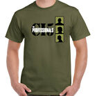 THE PROFESSIONALS T-SHIRT Mens 70s 80s TV Programme MI5 Spooks 007 Show Car Top $8.99 USD on eBay