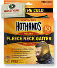 Hothands Heated Neck Gaiter Mossy Oak Bu W/free Pck Warmrs