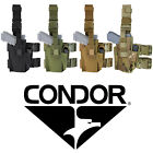 Kyпить Condor TLH Tactical Anti-Slip Drop Leg Rig Pistol Holster w/ Magazine Mag Pouch на еВаy.соm