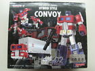 Takara First Commander-In-Chief Convoy Ths 02 Management No.410 Transformers For Sale