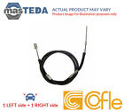 2x COFLE REAR HANDBRAKE CABLE PAIR 107583 G NEW OE REPLACEMENT
