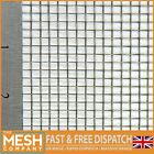 Heavy Duty Mild Steel (6 LPI x 0.71mm Wire = 3.52mm Hole) Woven Wire Mesh