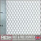 Galv Steel Hexagonal(11mm Hole x 14mm Pitch x 1mm Thick)Perforated Sheet Plate