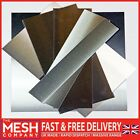 0.5mm Thick 304 Grade Stainless Steel Brushed Sheet Metal Plate Guillotine Cut