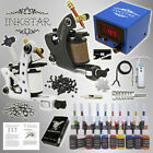 Complete Tattoo Kit Professional Inkstar 2 Machine MAKER Set GUN 20 Ink