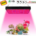4000W 150LED Grow Light Panel Lamp 100% Full Spectrum Hydroponic Plant Growing Q