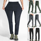 Men Casual Outdoor Sports Pants Stretch Straight Bottoms Fitness Trousers L-3XL
