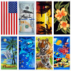 Kyпить 100% Cotton Beach Towels Shower Towels Quick Drying Ultra Soft  на еВаy.соm