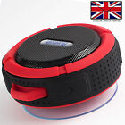 BLUETOOTH WIRELESS TRAVEL SPEAKER WITH MIC For SAMSUNG GALAXY TAB A 10.1
