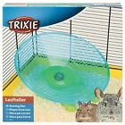 Trixie Running Disc Flying Saucer Exercise Wheel for Degus Chinchillas Rats 30cm