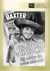 The Return Of The Cisco Kid DVD - Cesar Romero, Lynn Bari, Warner Baxter