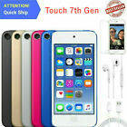 LATEST MODEL Apple iPod Touch 7th Gen 256GB  All Colors  A10 Fusion Chip