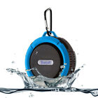 BLUETOOTH WATERPROOF WIRELESS TRAVEL SPEAKER WITH MIC For APPLE IPHONE 8 PLUS