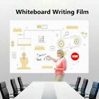 Whiteboard Writing Film Single Side Adhesive Sticker Decals Drawing School