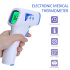 Внешний вид - Non Contact Body fever Measurement Infrared Forehead Thermometer face shield US