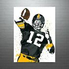 Terry Bradshaw Pittsburgh Steelers Poster FREE US SHIPPING $14.99 USD on eBay