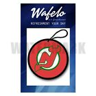 Custom New Jersey Devils NHL Car and Home Air Freshener Wafelo Mixberry $40.0 USD on eBay