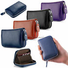 Unisex Coin Purse Small Short Wallet Bag Money Change Key Credit Card Holder image