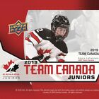 2019-20 Upper Deck TEAM CANADA JUNIORS Base & Program Of Excellence - You pick!! on eBay