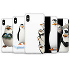 Penguins of Madagascar Phone Case cover fit  iPhone 11/8/7/6/5/4/X $7.99 USD on eBay