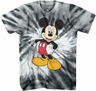 Disney Mickey Mouse Funny Classic Adult Tee Graphic T-Shirt for Men Tshirt image