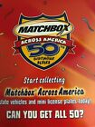 Matchbox Across America 50th Birthday Series - Many Various States $5.99 USD on eBay