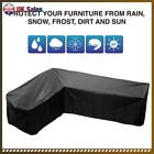 Waterproof Garden Patio Furniture Cover Table L Shape Sofa Cube Outdoor Cover Uk