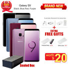 New 5.8in Samsung Galaxy S9 G960f Octa-core 4g/64gb Factory Unlocked Sealed