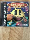 Pac Man games (Playstation 2) PS2 Tested