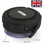 BLUETOOTH WATERPROOF WIRELESS TRAVEL SPEAKER WITH MIC For Sony Xperia 1