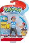 Pokemon Battle Feature Figure Pack (4.5-Inch large size)