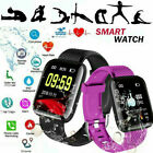 Smart Bracelet 116 PLUS D13 Heart Rate Blood Pressure Waterproof Smart Watch Q18