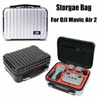 For DJI Mavic Air 2 Durable Storage Bag Suitcase Carrying Box Waterproof Case
