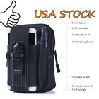 US FAST Outdoor Tactical Molle Waist Pack Utility Pouch Waterproof Sports Bag