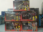 TRANSFORMERS G1 Reissue Dinobots set Grimlock/Swoop/Slag/Snarl/Sludge IN STOCK