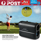600m Golf Rangefinder Outdoor Handheld Laser Distance Meter Digital Speed Tester